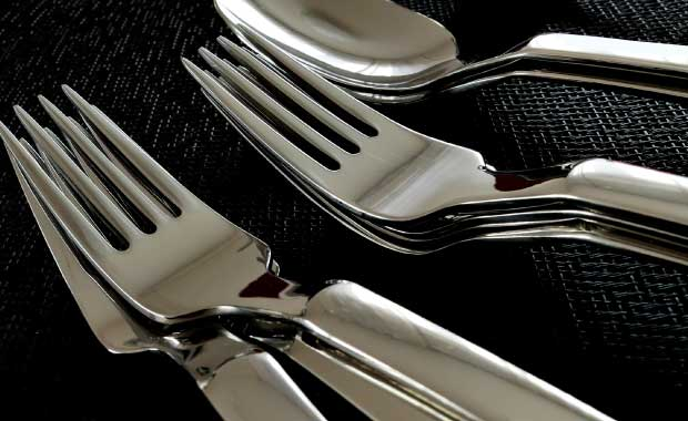 Kitchen Kit Housewares Flatware and Silverware