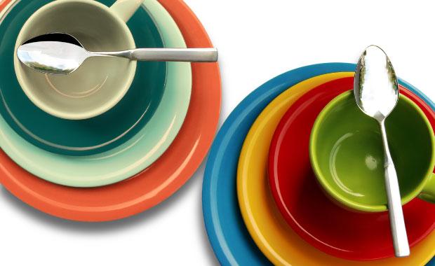 Kitchen Kit Housewares and Plates